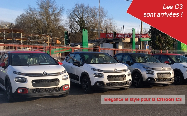 La Citroën C3, unique en son genre !