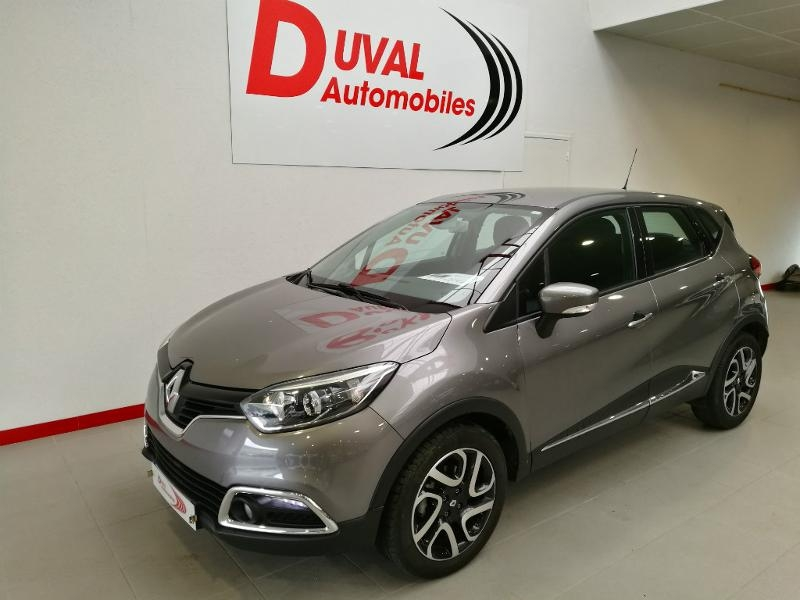 Renault Captur 1.5 dCi 90ch Stop&Start energy Intens eco² Diesel CASSIOPEE Occasion à vendre