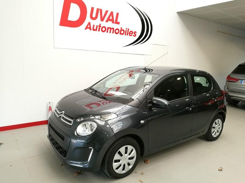 Photo 1 de l'offre de CITROEN C1 VTi 68 Feel 5p à 9390€ chez Duval Automobiles
