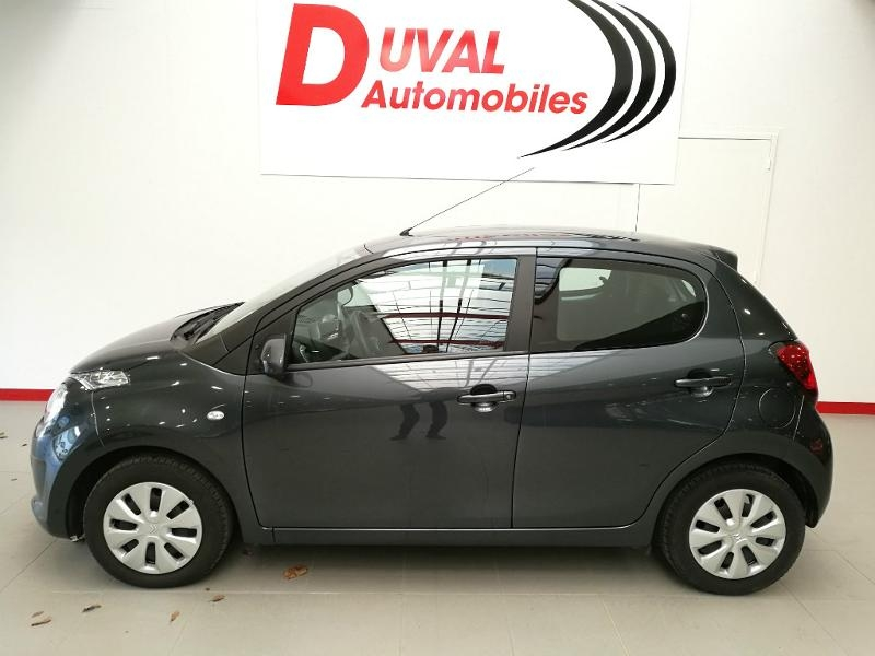 Photo 3 de l'offre de CITROEN C1 VTi 68 Feel 5p à 9390€ chez Duval Automobiles