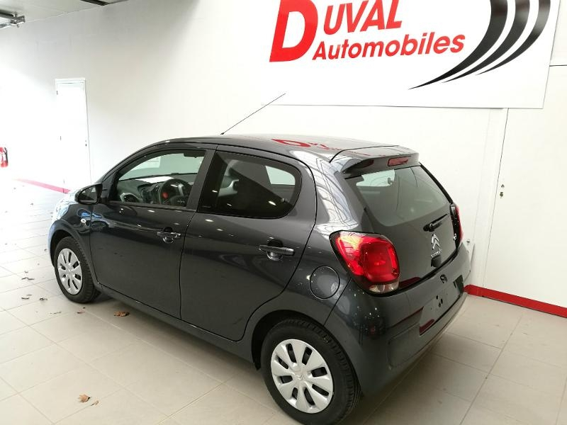 Photo 4 de l'offre de CITROEN C1 VTi 68 Feel 5p à 9390€ chez Duval Automobiles