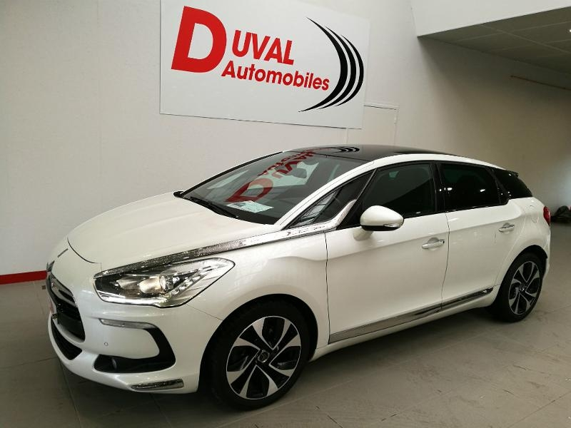 Citroen DS5 2.0 HDi160 So Chic Diesel BLANC NACRE Occasion à vendre