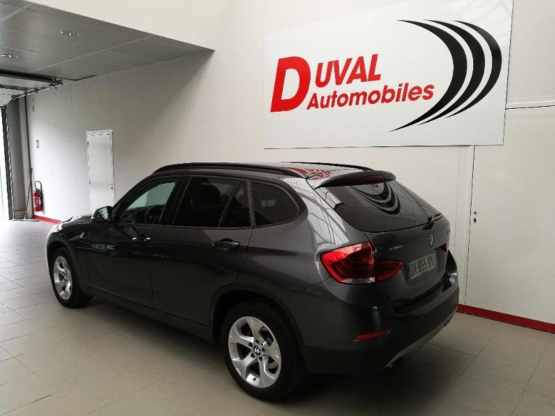bmw x1 sdrive16d 116ch lounge d occasion saint nicolas de redon duval automobiles. Black Bedroom Furniture Sets. Home Design Ideas