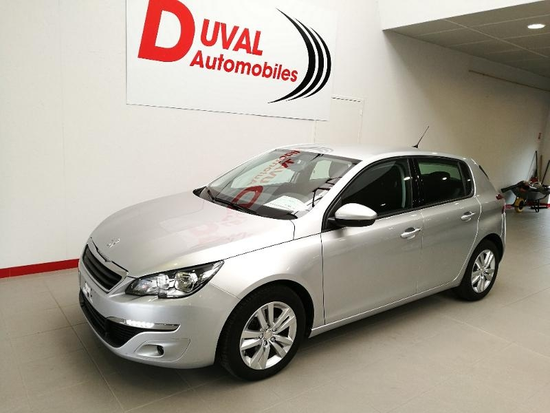 Photo 1 de l'offre de PEUGEOT 308 1.6 BlueHDi 120ch Active Business S&S EAT6 5p à 17790€ chez Duval Automobiles