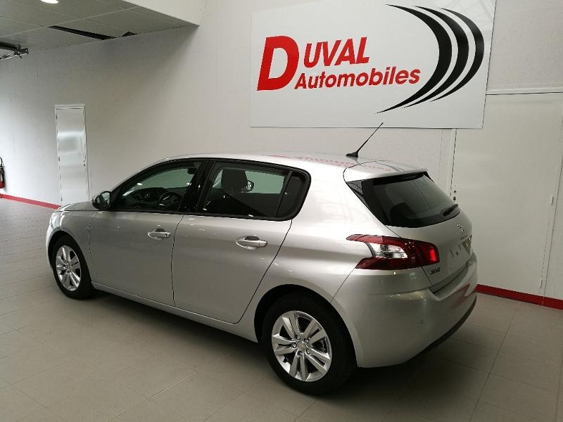 Photo 4 de l'offre de PEUGEOT 308 1.6 BlueHDi 120ch Active Business S&S EAT6 5p à 17790€ chez Duval Automobiles
