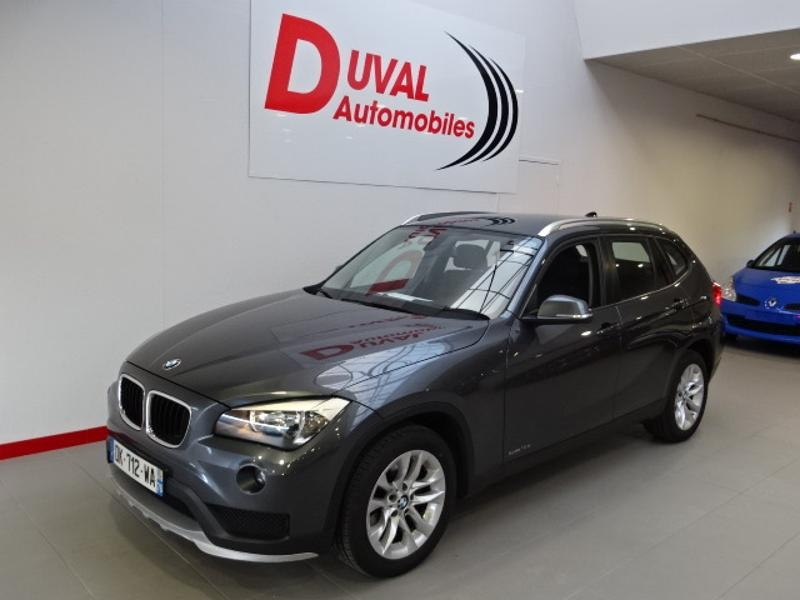 Photo 1 de l'offre de BMW X1 s-Drive18dA 143ch Lounge Plus à 19990€ chez Duval Automobiles