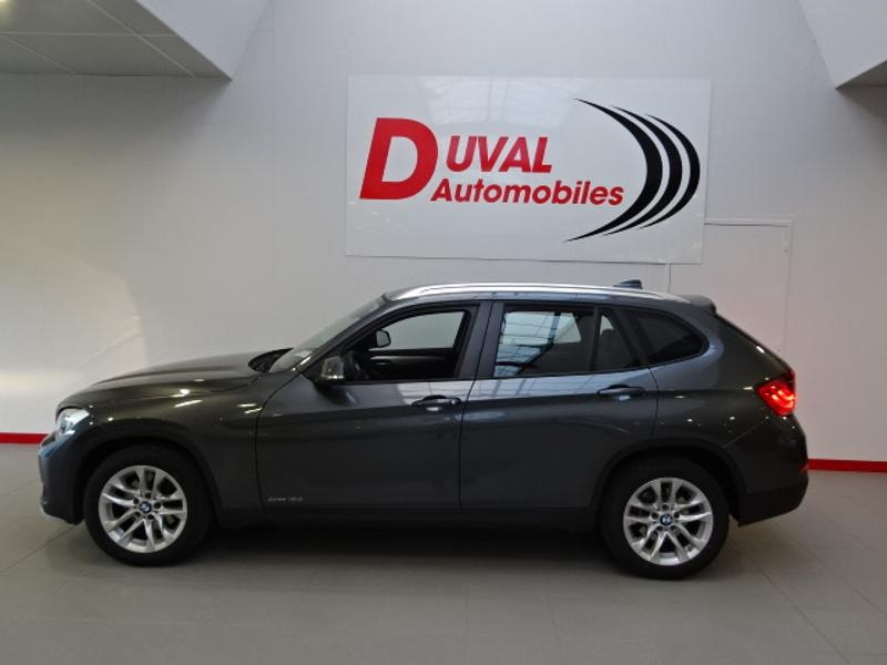 Photo 3 de l'offre de BMW X1 s-Drive18dA 143ch Lounge Plus à 19990€ chez Duval Automobiles