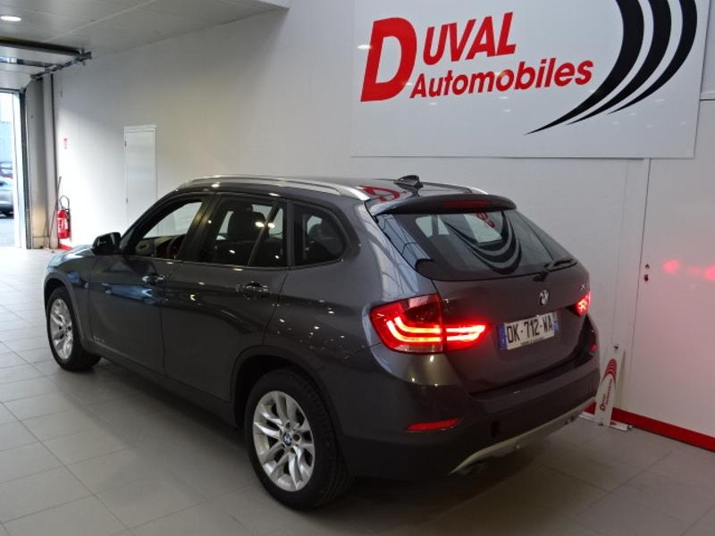 Photo 4 de l'offre de BMW X1 s-Drive18dA 143ch Lounge Plus à 19990€ chez Duval Automobiles