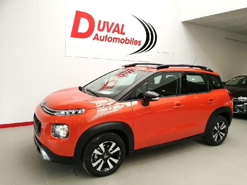 Citroen C3 Aircross PureTech 82ch Feel Essence ORANGE Neuf à vendre