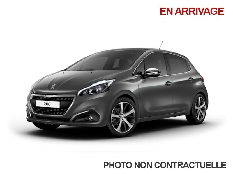 Peugeot 208 1.6 BlueHDi 75ch Allure Business S&S 5p Diesel GRIS SHARK Occasion à vendre