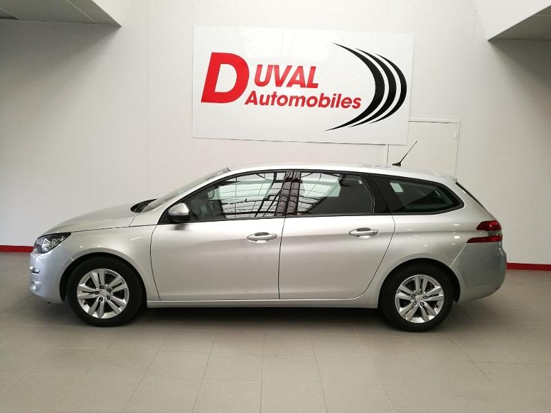 Photo 3 de l'offre de PEUGEOT 308 SW 1.6 BlueHDi FAP 120ch Business Pack à 14390€ chez Duval Automobiles