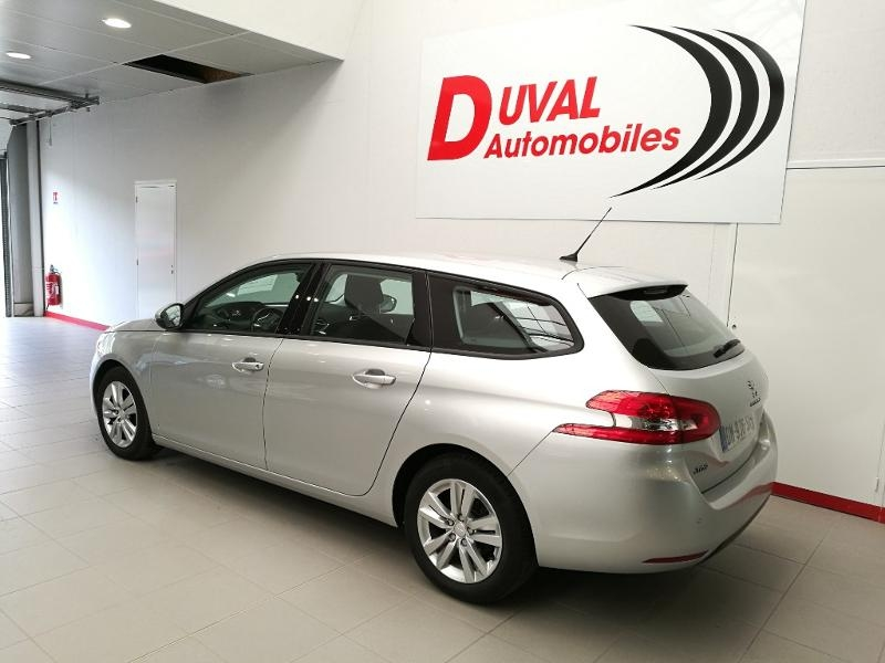 Photo 4 de l'offre de PEUGEOT 308 SW 1.6 BlueHDi FAP 120ch Business Pack à 14390€ chez Duval Automobiles