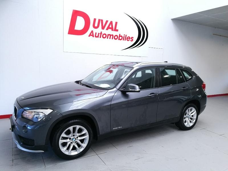 Photo 1 de l'offre de BMW X1 sDrive18dA 143ch Lounge Plus à 18290€ chez Duval Automobiles