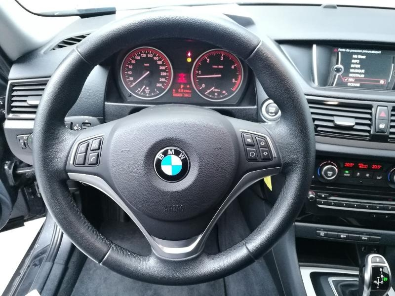 Photo 11 de l'offre de BMW X1 sDrive18dA 143ch Lounge Plus à 18290€ chez Duval Automobiles