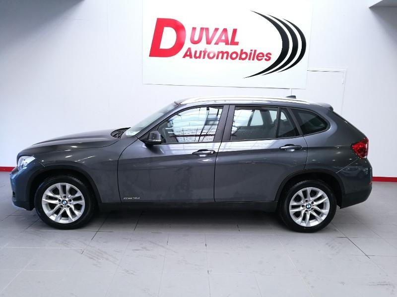 Photo 3 de l'offre de BMW X1 sDrive18dA 143 ch Lounge + options à 17990€ chez Duval Automobiles