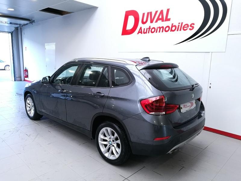 Photo 4 de l'offre de BMW X1 sDrive18dA 143 ch Lounge + options à 17990€ chez Duval Automobiles