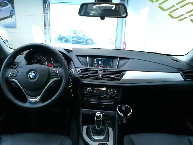 Photo 7 de l'offre de BMW X1 sDrive18dA 143 ch Lounge + options à 17990€ chez Duval Automobiles