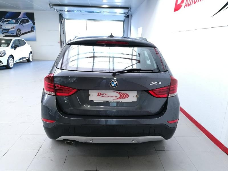 Photo 20 de l'offre de BMW X1 sDrive18dA 143 ch Lounge + options à 17990€ chez Duval Automobiles