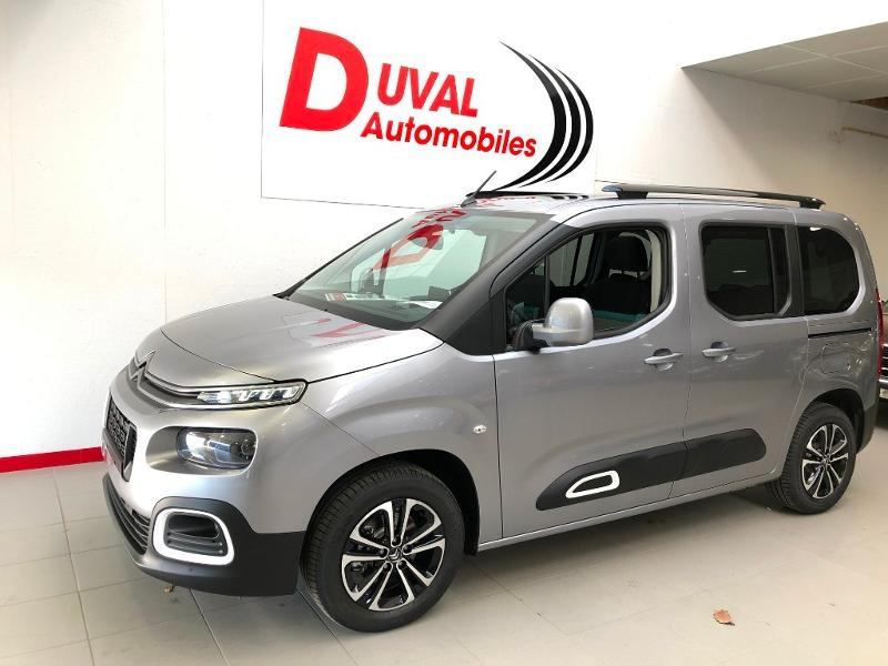Photo 1 de l'offre de CITROEN Berlingo M BlueHDi 130ch S&S Shine à 23890€ chez Duval Automobiles