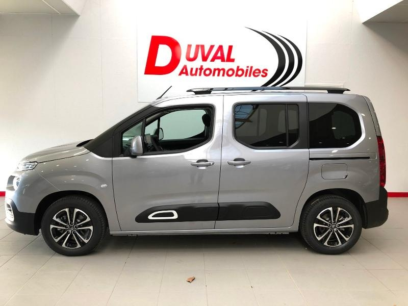 Photo 3 de l'offre de CITROEN Berlingo M BlueHDi 130ch S&S Shine à 23890€ chez Duval Automobiles