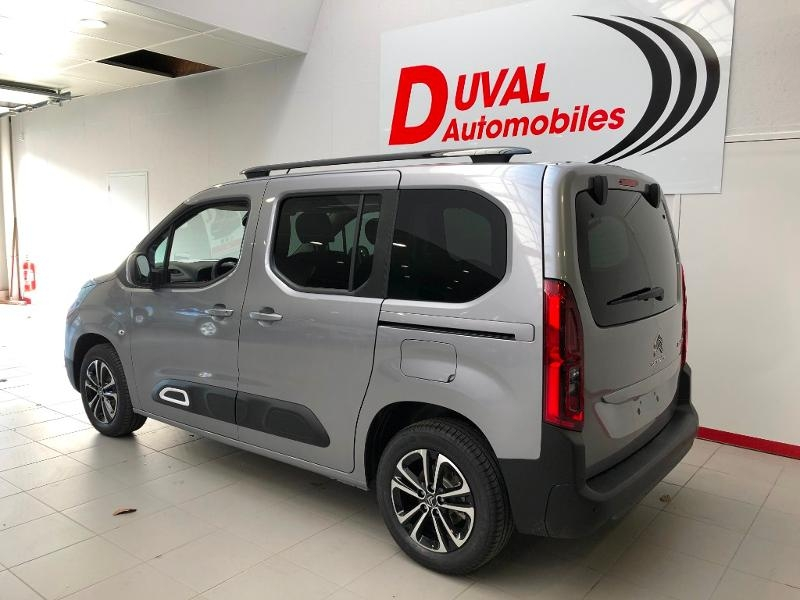Photo 4 de l'offre de CITROEN Berlingo M BlueHDi 130ch S&S Shine à 23890€ chez Duval Automobiles