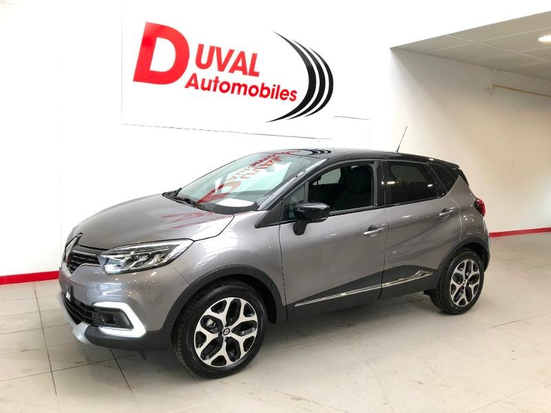 Renault Captur 0.9 TCe 90ch energy Intens Essence GRIS C Occasion à vendre