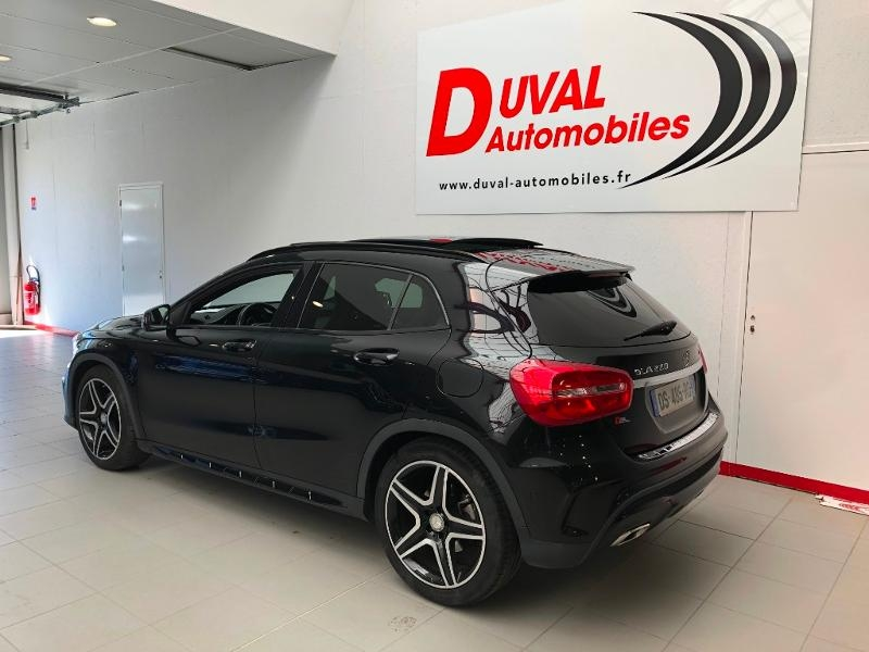 Photo 4 de l'offre de MERCEDES-BENZ Classe GLA 220 CDI Fascination 7G-DCT à 25990€ chez Duval Automobiles
