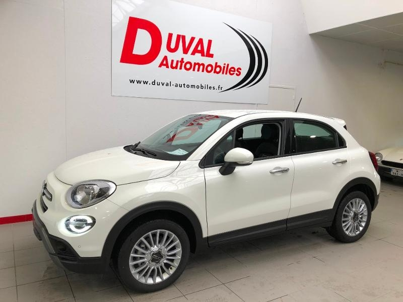 Photo 1 de l'offre de FIAT 500X 1.6 Multijet 120ch City Cross à 19990€ chez Duval Automobiles