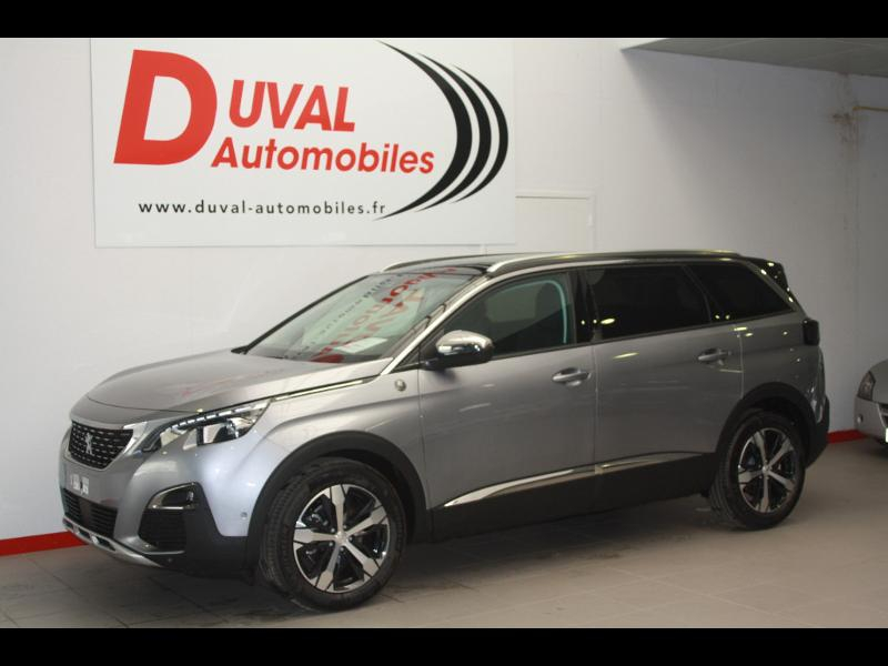Photo 1 de l'offre de PEUGEOT 5008 1.5 BlueHDi 130ch S&S Crossway EAT8 à 32990€ chez Duval Automobiles