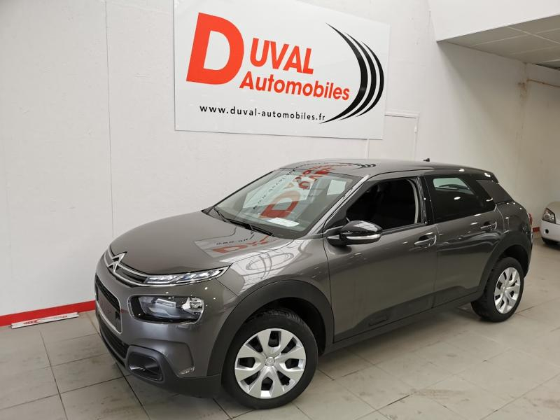 Photo 1 de l'offre de CITROEN C4 Cactus BlueHDi 100ch S&S Feel Business E6.d-TEMP à 15990€ chez Duval Automobiles