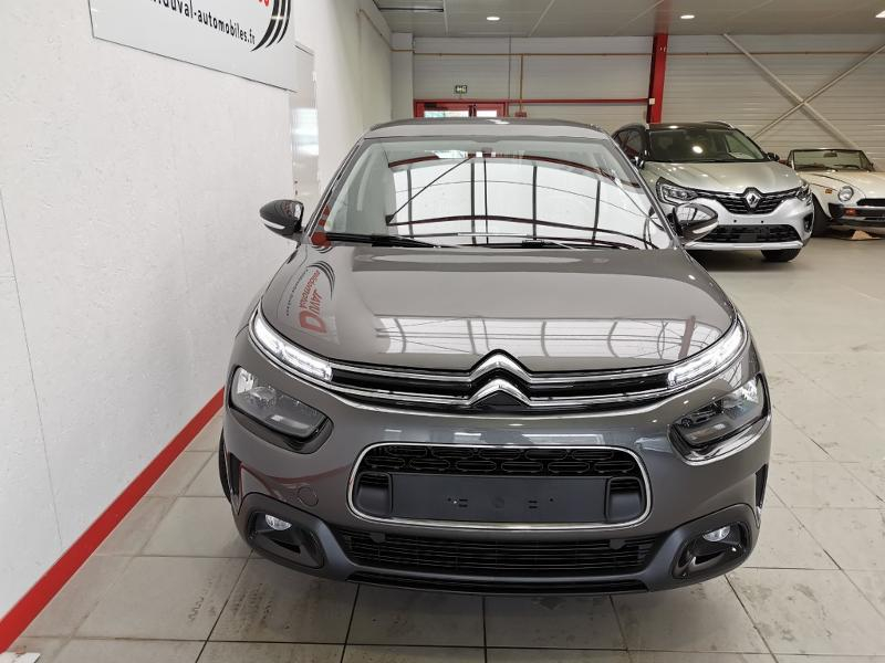 Photo 2 de l'offre de CITROEN C4 Cactus BlueHDi 100ch S&S Feel Business E6.d-TEMP à 15990€ chez Duval Automobiles
