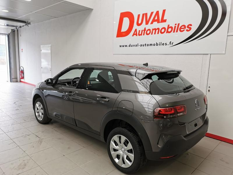 Photo 4 de l'offre de CITROEN C4 Cactus BlueHDi 100ch S&S Feel Business E6.d-TEMP à 15990€ chez Duval Automobiles
