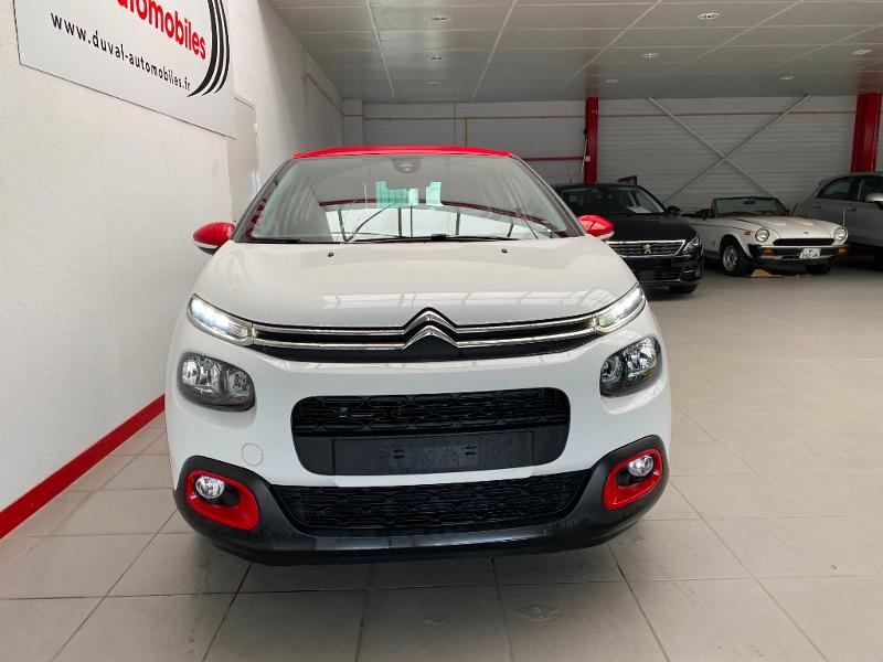 Photo 2 de l'offre de CITROEN C3 1.2 PureTech 83ch S&S Feel Pack à 14790€ chez Duval Automobiles