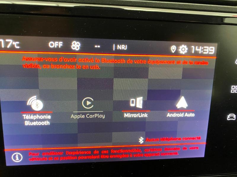 Photo 10 de l'offre de CITROEN C3 1.2 PureTech 83ch S&S Feel Pack à 14790€ chez Duval Automobiles