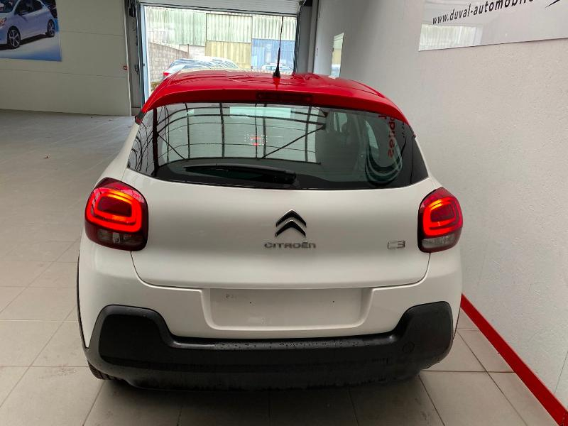 Photo 13 de l'offre de CITROEN C3 1.2 PureTech 83ch S&S Feel Pack à 14790€ chez Duval Automobiles