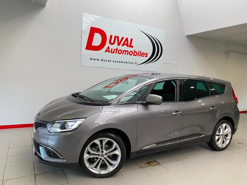 Renault Grand Scenic 1.7 Blue dCi 120ch Business 7 places Diesel GRIS CASSIOPEE Occasion à vendre