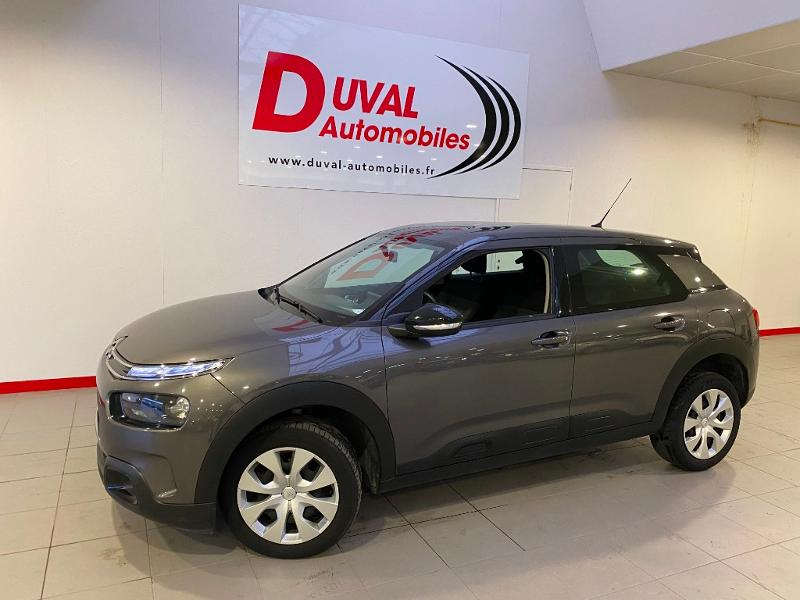Photo 1 de l'offre de CITROEN C4 Cactus BlueHDi 100ch S&S Feel E6.d-TEMP à 14490€ chez Duval Automobiles