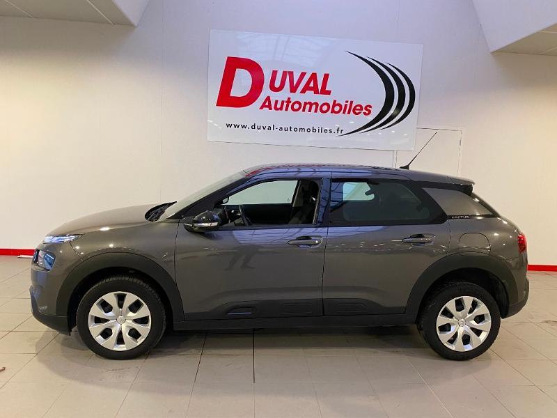 Photo 2 de l'offre de CITROEN C4 Cactus BlueHDi 100ch S&S Feel E6.d-TEMP à 14490€ chez Duval Automobiles