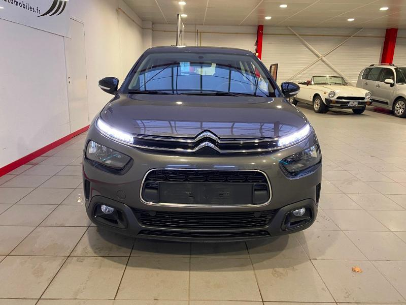 Photo 3 de l'offre de CITROEN C4 Cactus BlueHDi 100ch S&S Feel E6.d-TEMP à 14490€ chez Duval Automobiles
