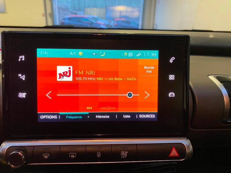 Photo 11 de l'offre de CITROEN C4 Cactus BlueHDi 100ch S&S Feel E6.d-TEMP à 14490€ chez Duval Automobiles