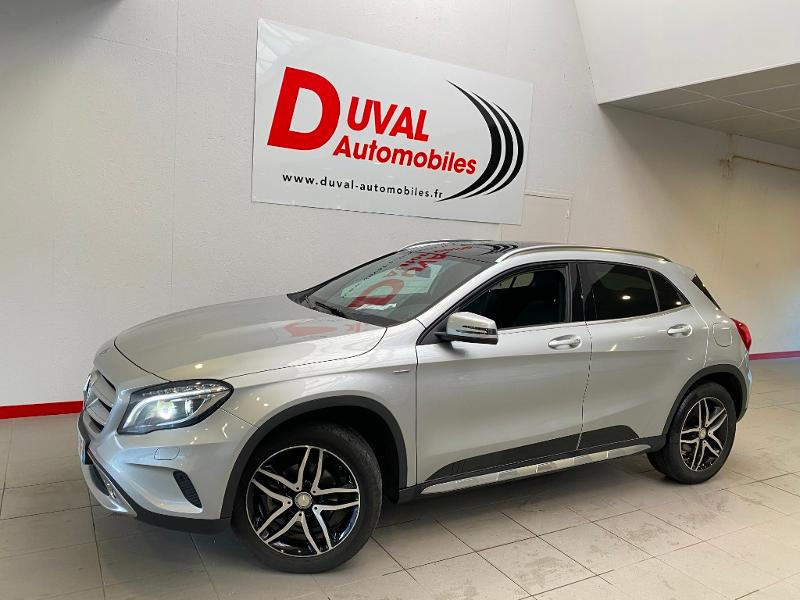Photo 1 de l'offre de MERCEDES-BENZ Classe GLA 220 d Activity Edition 4Matic 7G-DCT à 24990€ chez Duval Automobiles