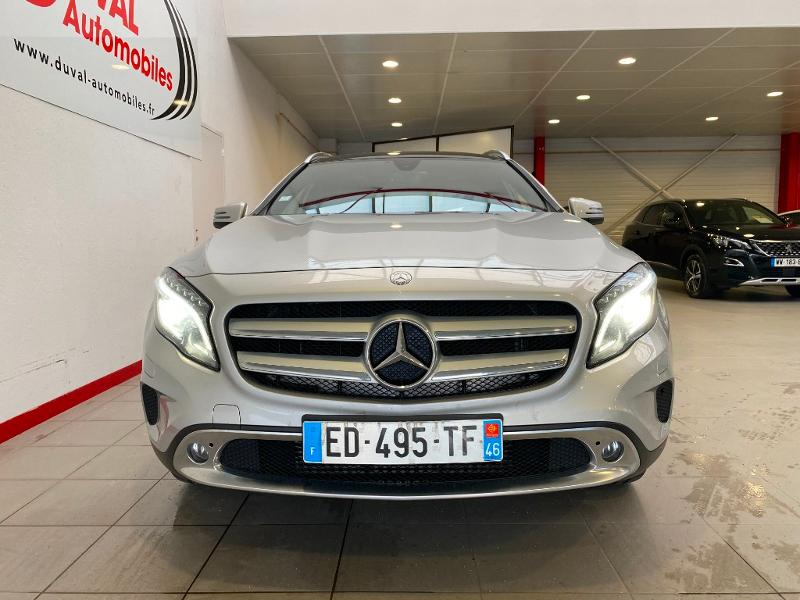 Photo 2 de l'offre de MERCEDES-BENZ Classe GLA 220 d Activity Edition 4Matic 7G-DCT à 24990€ chez Duval Automobiles