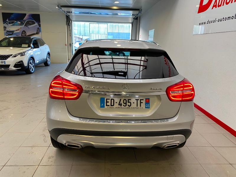 Photo 19 de l'offre de MERCEDES-BENZ Classe GLA 220 d Activity Edition 4Matic 7G-DCT à 24990€ chez Duval Automobiles