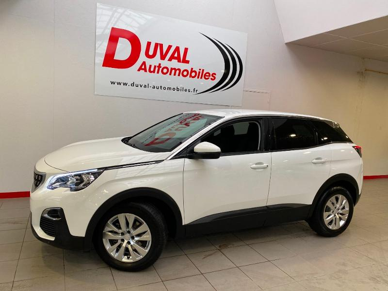 Photo 1 de l'offre de PEUGEOT 3008 1.5 BlueHDi 130ch E6.c Active Business S&S à 24590€ chez Duval Automobiles