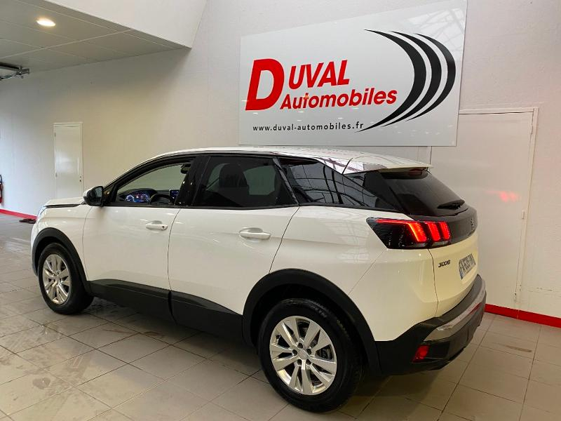 Photo 4 de l'offre de PEUGEOT 3008 1.5 BlueHDi 130ch E6.c Active Business S&S à 24590€ chez Duval Automobiles