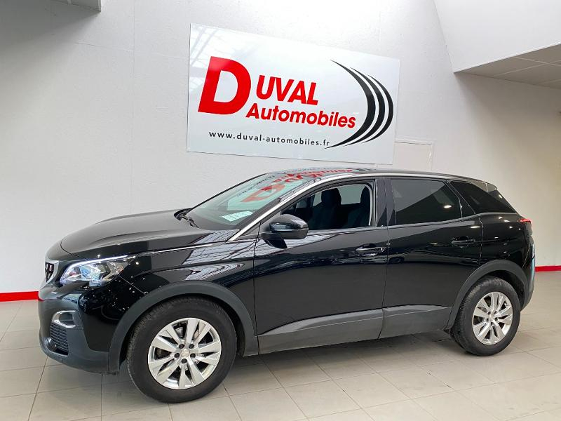 Photo 1 de l'offre de PEUGEOT 3008 1.2 PureTech 130ch Active Business S&S EAT6 à 22790€ chez Duval Automobiles
