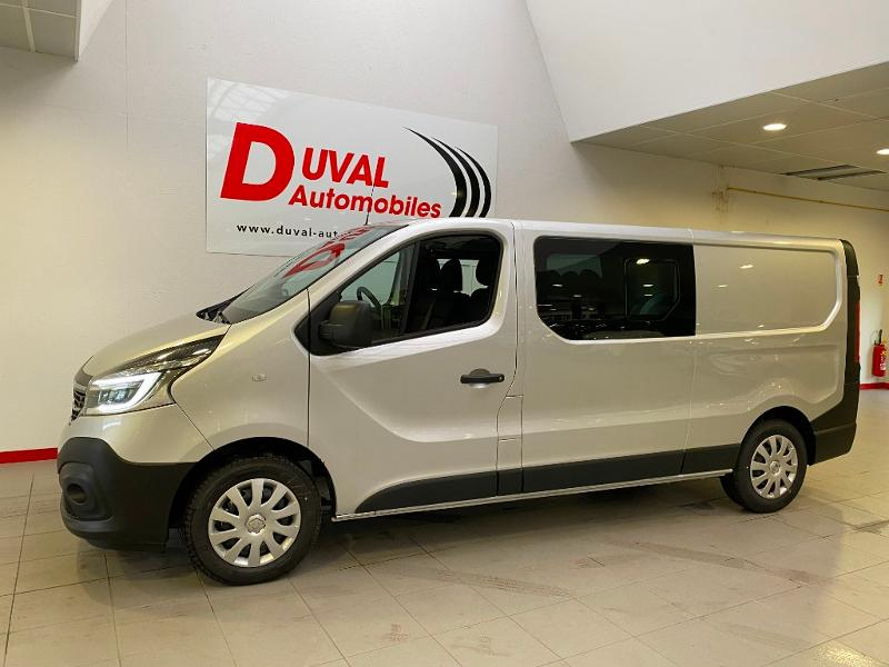 Renault Trafic Fg L2H1 1200 2.0 dCi 120ch Energy Cabine Approfondie Grand Confort E6 Diesel GRIS PLATINE Neuf à vendre
