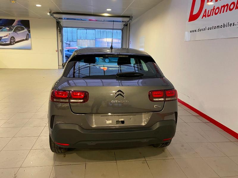 Photo 13 de l'offre de CITROEN C4 Cactus BlueHDi 100ch S&S Feel E6.d-TEMP à 14490€ chez Duval Automobiles
